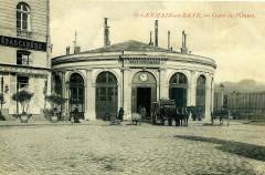 Saint-Germain-en-Laye - La gare001 - Saint-Germain-en-Laye