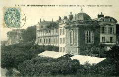 Saint-Germain-en-Laye - Pavillon Henri IV001 - Saint-Germain-en-Laye