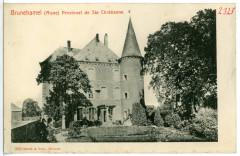 02325-Brunehamel-1902-Pensionat de St. Chretienne-Brück & Sohn Kunstverlag France