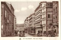 Cap 113 - Mulhouse - Rue Louis Pasteur - Mulhouse