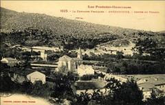 Angoustrine - Centre du village (CP Labouche) - Angoustrine-Villeneuve-des-Escaldes