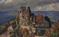 Zabern, Elsass-Lothringen - Vogesenburgen (Zeno Ansichtskarten) France