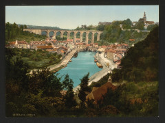 General view, Dinan, France-LCCN2001698108