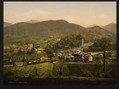 General view, Lourdes, Pyrenees, France-LCCN2001698640