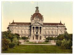 Imperial Palace, Strassburg, Alsace Lorraine, Germany-LCCN2002695086