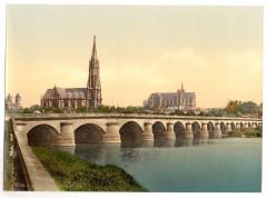 Todtenbrucke, Metz, Alsace Lorraine, Germany-LCCN2002695075