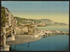 Boulevard du midi, Nice, Riviera-LCCN2001699328