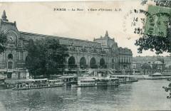 La Nouvelle Gare d'Orléans - Paris 1er