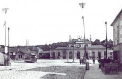 Gare des Chantiers - Versailles