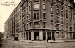 Boulevard de Lorraine - Les Postes 92 Clichy