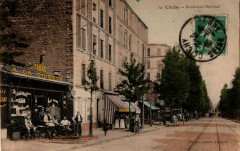 Boulevard National 92 Clichy
