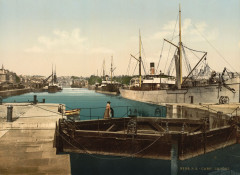 Le Port - Caen