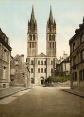 Eglise Saint-Etienne - Caen