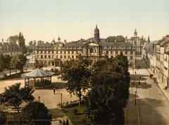 Caen placerepublique congres - Caen