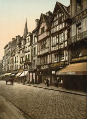 Caen ruesaintpierre congres - Caen