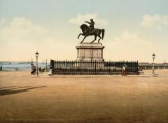 04997 - Statue of Napoleon I, Cherbourg, France 50 Cherbourg-en-Cotentin