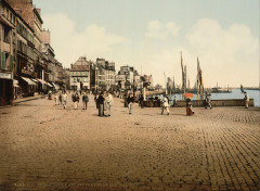 05000 - Harbor and Caligny quay, Cherbourg, France 50 Cherbourg-en-Cotentin