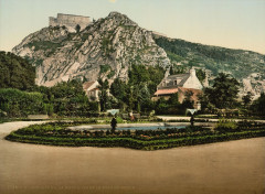 05001 - The mountain and Fort du Roule, Cherbourg, France 50 Cherbourg-en-Cotentin
