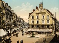 Flickr - …trialsanderrors - Place du Puits-Salés, Dieppe, France, ca. 1895 - Dieppe