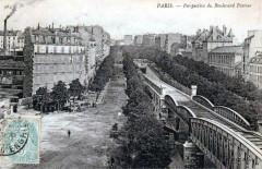 Paris - Perspective du Boulevard Pasteur - Paris 15e