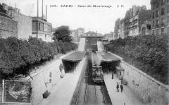 Gare de Montrouge - Paris 14e