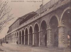 Gare Point du Jour (Paris- 16e) - Paris 16e