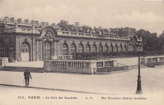 La Gare des Invalides - Paris 7e