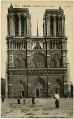 L'Eglise Notre-Dame - Paris 4e