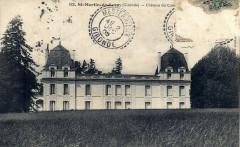 Château du Coin - Saint-Martin-de-Lerm