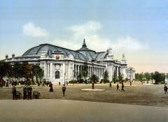 The Grand Palace, Exposition Universal, 1900, Paris, France - Paris 8e