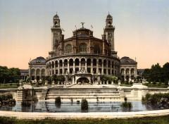 The Trocadero, Exposition Universal, 1900, Paris, France - Paris 16e