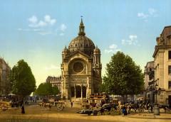 Eglise Saint-Augustin, Paris, France, 1890s - Paris 8e