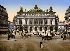 Paris Oper um 1900 - Paris 2e