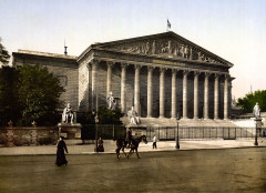 The Chamber of Deputies, Paris, France France