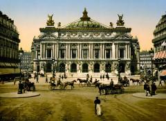 The Opera House, Paris, France ca. 1890-1900 - Paris 2e