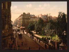 Toulouse - La rue Alsace-Lorraine en 1905 - Toulouse