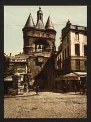 The clock gate, Bordeaux, France-LCCN2001697590 France