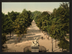 The Cours Dajot, Brest, France-LCCN2001697600 France