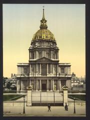The Dome des Invalides, Paris, France-LCCN2001698519 France