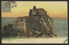 Valence - Ruines de Crussol  - Saint-Péray