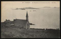 Paimpol - Chapelle de la Trinité et les Iles - Paimpol