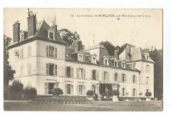 16. Le Château de SORQUES, par Montigny-sur-Loing - Montigny-sur-Loing