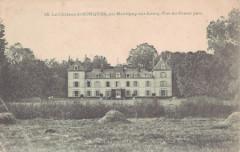 18. Le Château de SORQUES, par Montigny-sur-Loing. Vue du Grand parc - Montigny-sur-Loing