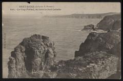 Cap Fréhel - Cap Fréhel et au loin le Fort Lalatte - Plévenon