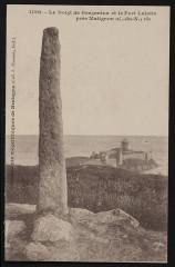 Cap Fréhel - Doigt de Gargantua et le Fort Lalatte - Plévenon