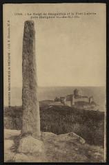 Cap Fréhel - Doigt de Gargantua et le Fort Lalatte près Matignon - Plévenon