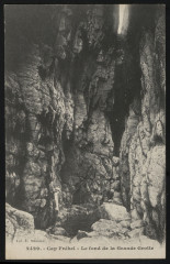 Cap Fréhel - Fond de la grande grotte - Plévenon