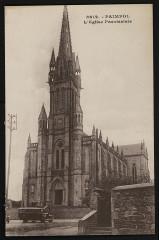 Paimpol - Eglise paroissiale - Paimpol
