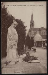 Paimpol - Monument aux Morts dans le cimetière - Paimpol