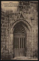 Perros-Guirec - Chapelle de la Clarté style gothique breton - Perros-Guirec
